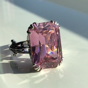 💞Stunning Pink Topaz In Tested Sterling Silver💞